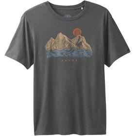 Prana Coronado Miehet Lyhythihainen paita , harmaa